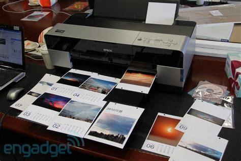 Printer Epson Pro 3885 epson 大圖輸出印表機 stylus pro 3885 體驗
