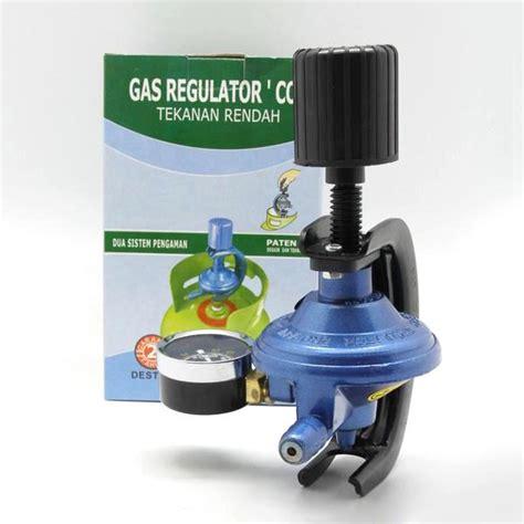 Regulator Destec regulator kompor gas merk destec elevenia