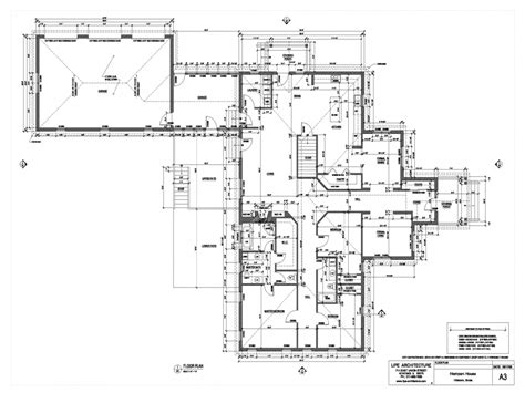high end home plans high tide design architectural house plans house