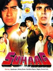 biography of movie suhaag suhaag vcd 1994