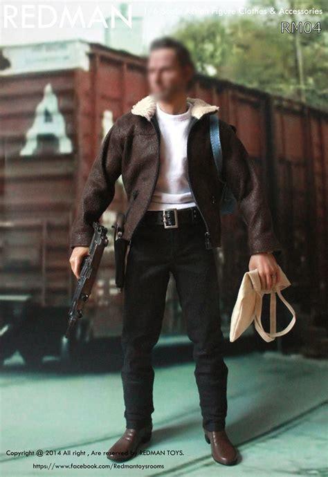 Dead Revolver Reg Us redman toys walking dead sheriff rick grimes casual
