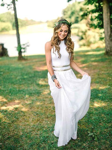 simple  gorgeous wedding dresses