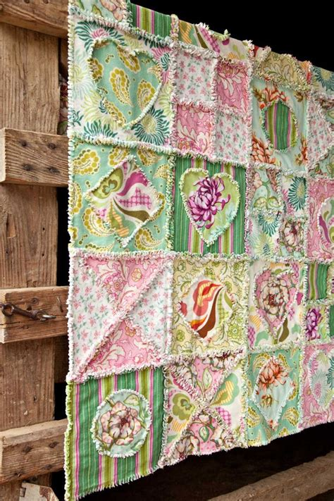 free printable rag quilt patterns three links for ideas