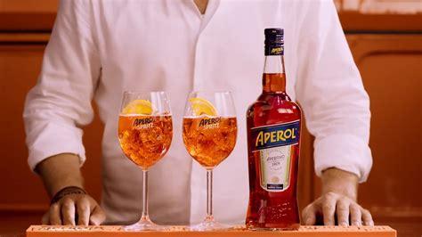 bicchieri aperol spritz aperol spritz ritual aperol