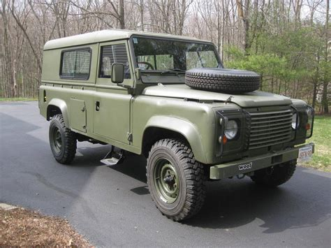 land rover 110 for sale 1986 land rover defender 110 for sale 2102287 hemmings