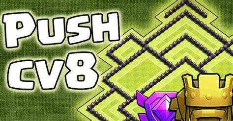 layout troll cv 9 push layout de push para cv8 full clash of clans dicas gemas