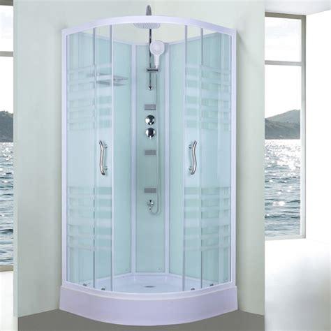 Bathroom Shower Cubicles Aeros Shower Cubicle Set Aqua 11000 Series Buy Shower Cubicles