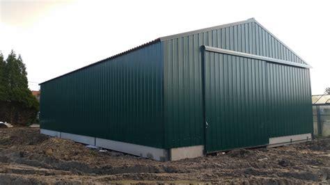 petit hangar construction du hangar amap de la lys