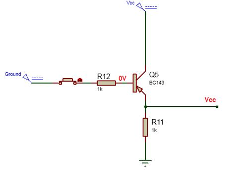 a pnp transistor is connected in a circuit so that the collector base junction remains transistor switch circuit diagram transistor free engine image for user manual