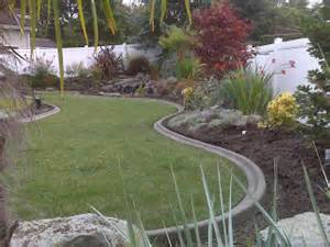 Landscape Edging Rochester New York Concrete Curbing Concrete Landscape Curbing Concrete