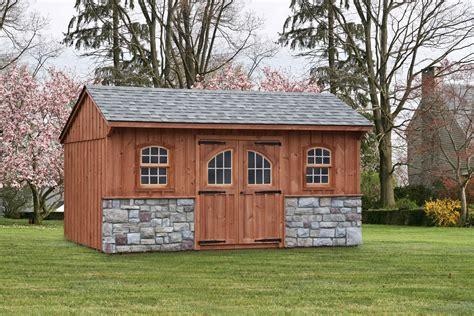 custom amish backyard wood sheds  sale  oneonta ny