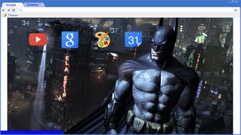 themes chrome batman chrome theme batman amm share