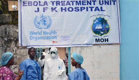 lade medicali ebola mort d un malade soign 233 en allemagne r 233 union du