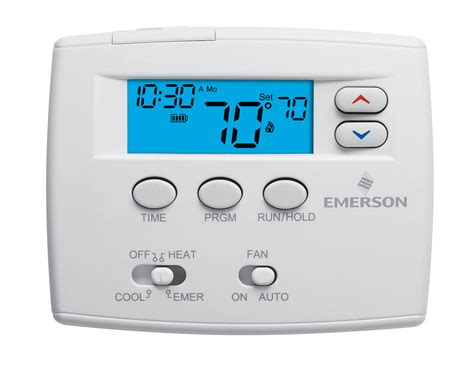white rodgers programmable universal staging thermostats