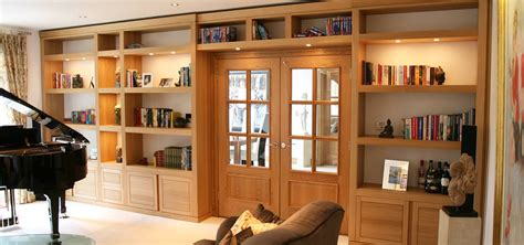 walnut bookshelves made to measure bookshelves in solid oak walnut