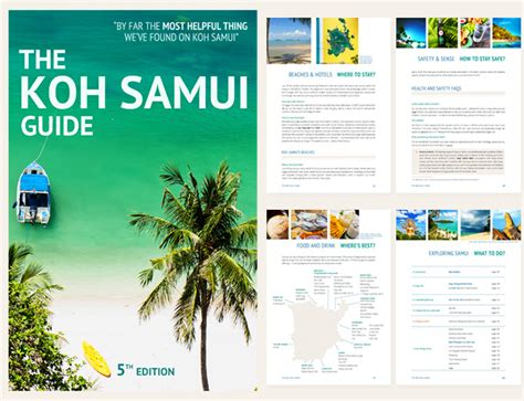 thailand the s travel guide books koh samui guide 5th edition thailand travel guide out now