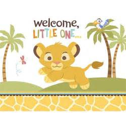 Baby Lion King Baby Shower » Home Design 2017