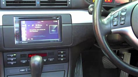 Frame Audio Bmw E46 2 Din Panel Audio Bmw E46 Ddin E46 Din Fr jual din frame bmw e46 prayogo motor
