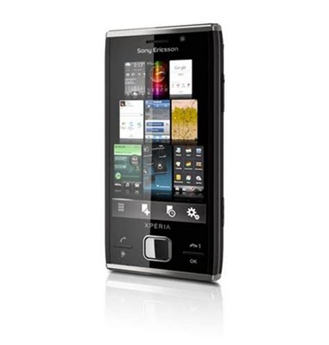 Hp Sony Xperia X2 technology sony ericsson xperia x2 officially announced