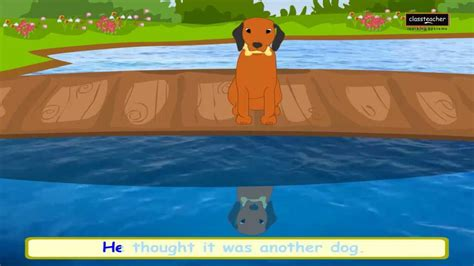 with puppies story the greedy nursery story animated aesop fable with lyrics