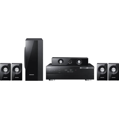 Home Theater Samsung samsung hw c560s 5 1 home theater system hw c560s b h photo