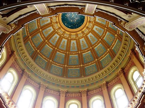 Domed Ceilings file mi cap dome ceiling jpg wikimedia commons