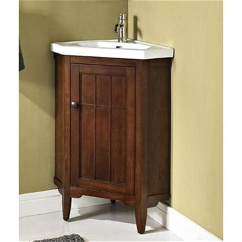 Corner Vanity Set by Fairmont Designs Prairie 26 Quot Corner Vanity Sink Set