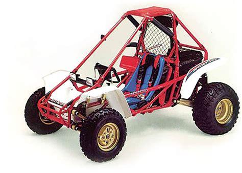 single seat utv the evolution of the honda pilot utv magazine