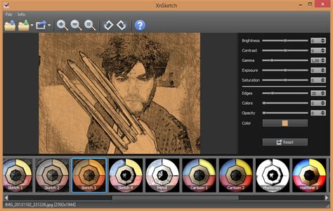 sketchbook uptodown xnsoft tools image editing and management for rookies