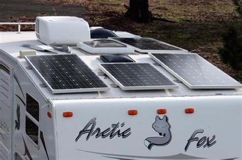 Zap Solar Panel - getting your rig zed solar power for your rv truck