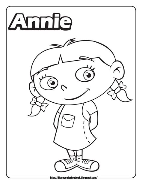 Little Einsteins Coloring Pages Annie Coloring Pages Pinterest Einstein Annie And Disney Einsteins Coloring Pages