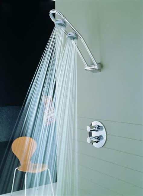 Grohe Freehander Shower by Grohe 27 007 Shower Build