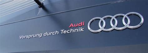 Audi Slogan by Wayne Lockwood 22 Companies With Really Catchy Slogans