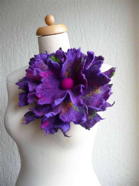 Handmade Woolen Flowers - 25 unique flower corsage ideas on of