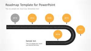 road map powerpoint template free timeline roadmap powerpoint template slidemodel
