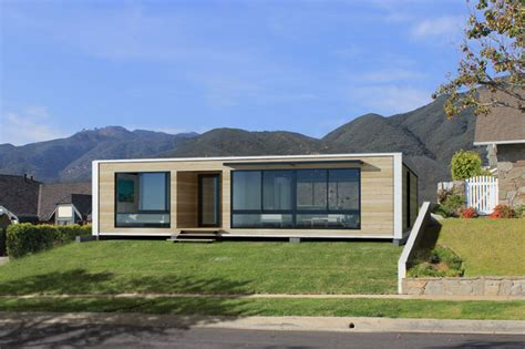 prefab small houses small green homes modular modern modular home