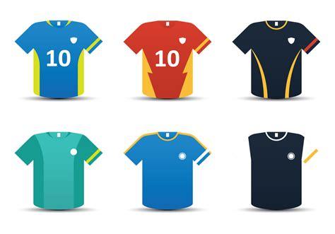 futsal jersey vectors download free vector art stock