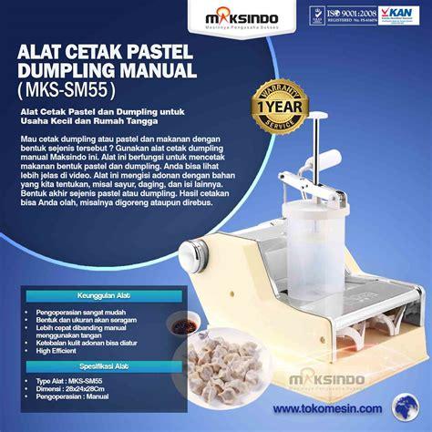 Blender Manual Di Surabaya jual alat cetak pastel dumpling manual di surabaya toko