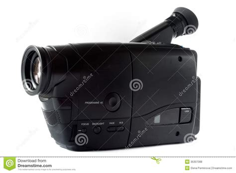 cassette videocamera cassette royalty free stock photos image