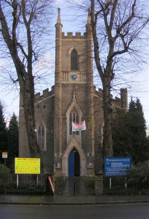 st james church london england tourist information