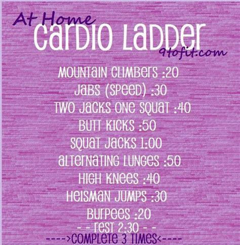 cardio zuhause die besten 25 home cardio workouts ideen auf