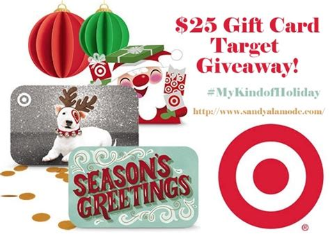 Email Gift Cards Target - really last minute gift ideas giveaway from target