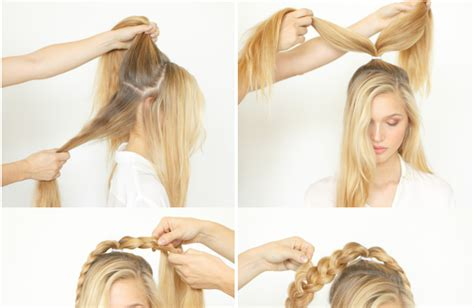 how to do a bun with a decorative comb how to make an astonishing braided bun alldaychic
