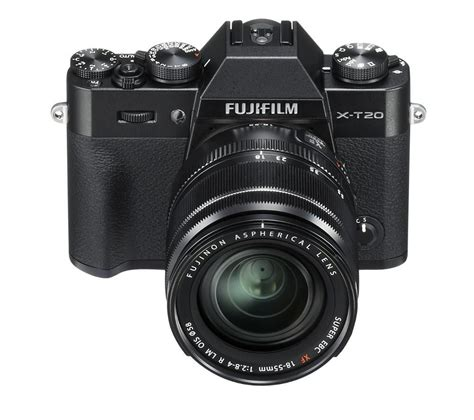 Kamera Mirrorless Fuji buy fujifilm x t20 mirrorless with xf 18 55 mm f 2