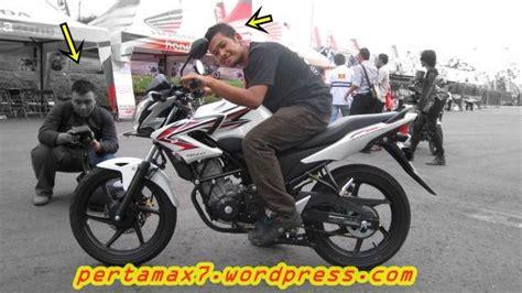 Standart Tengah Honda Cup Test Ride Honda Cb150r Uji Kemudahan Standart Tengah