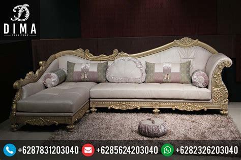 Daftar Kursi Sofa Ruang Tamu kursi sofa sudut l klasik minimalis mewah terbaru harga
