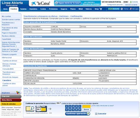 banco caixa particulares cuentas corrientes para particulares de la caixa de