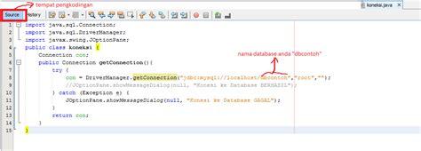 desain database mysql cara membuat tombol simpan di java netbeans ke database