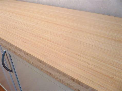 Arbeitsplatte Bambus arbeitsplatte k 252 chenarbeitsplatte massivholz bambus