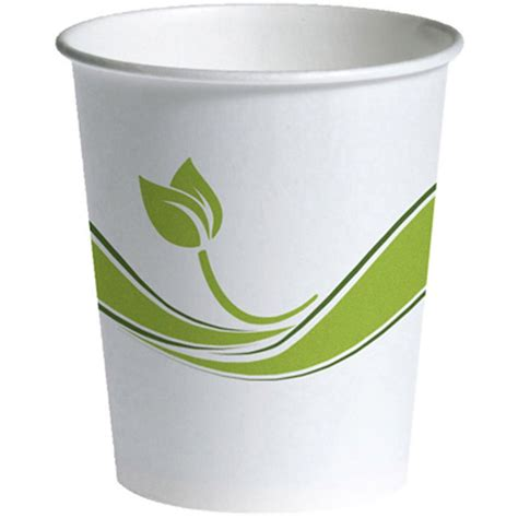 Cup Mini 75 Cc sustainable earth by staples biodegradable disposable paper drink cups 300 ml white with print
